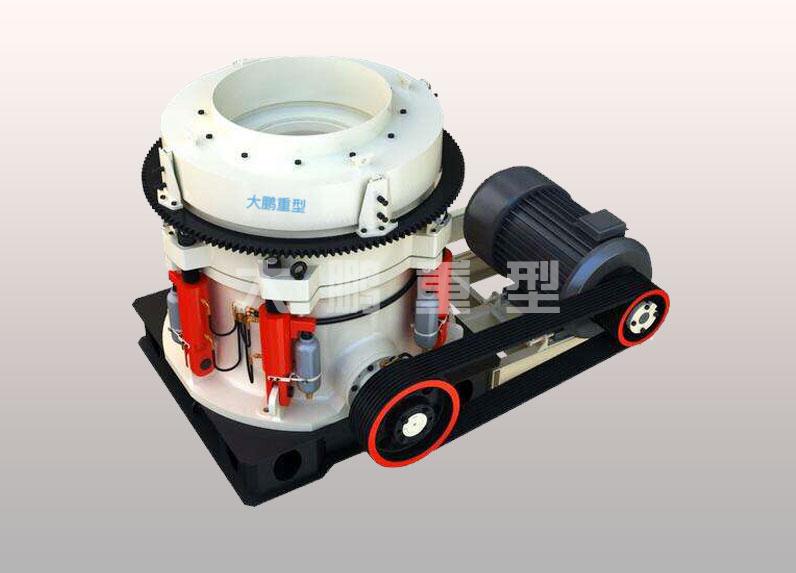 HP系列多缸液压圆锥破碎机