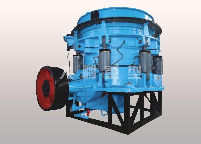 PYH系列多缸液压圆锥破碎机